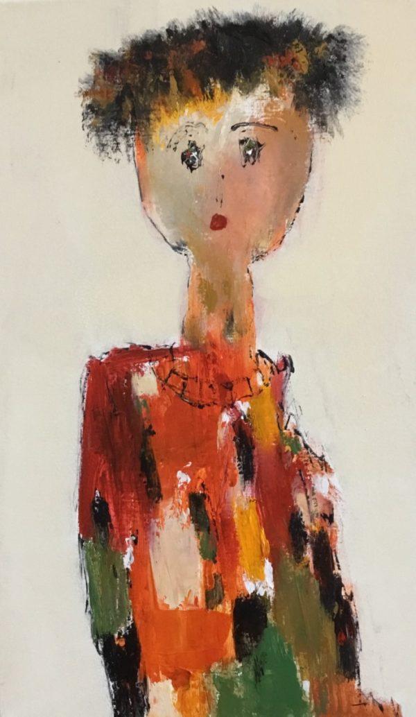 Portrait 3 55X33 C.BARRES
