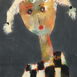 Portrait 5 55X33 C.BARRES