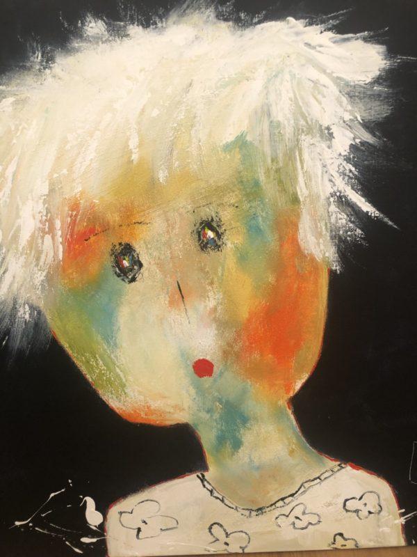 Céleste - Christine BARRES
