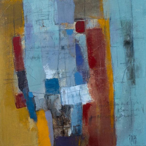 couleur terre Brigitte ROCHAS