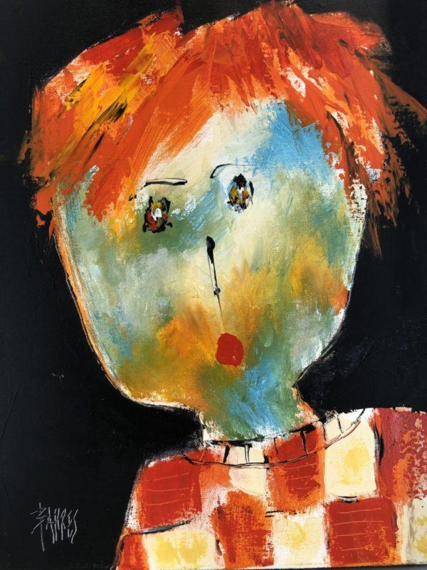 garçon cheveux oranges Christine BARRES3