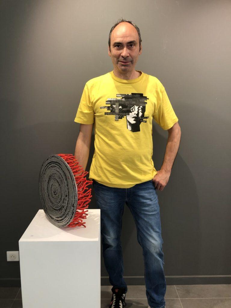 Serge GUARNIERI chez Tôt ou t'Art