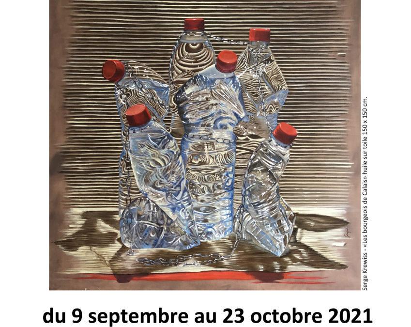 Serge KREWISS «Sensibilité plastique»
