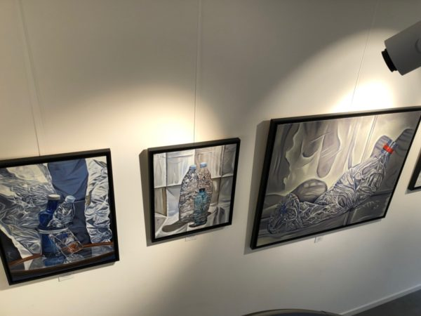 Exposition Serge KREWISS Galerie Tôt ou t'Art